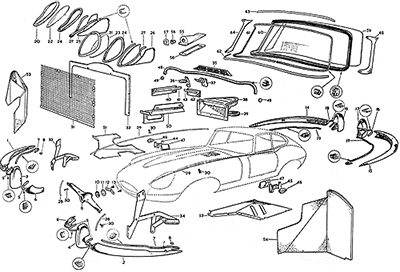 Jaguar Xj8 Parts Diagram