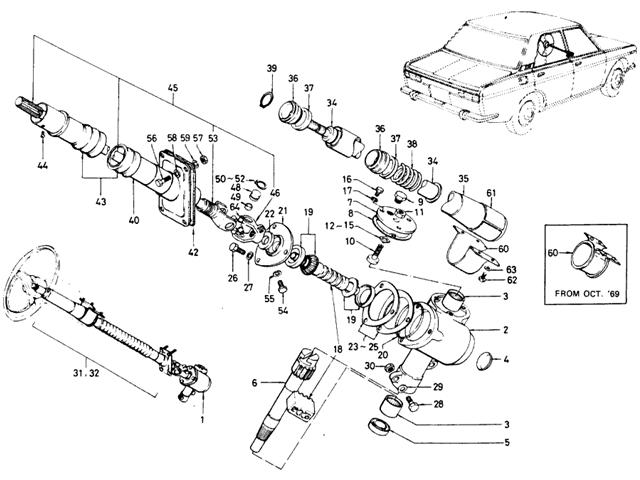2005 Subaru Outback Transmission Filter. Subaru. Auto