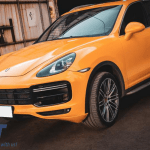 Complete Body Kit Suitable For Porsche Cayenne 92a 2011 2013 Conversion To 9y0 Look Carpartstuning Com