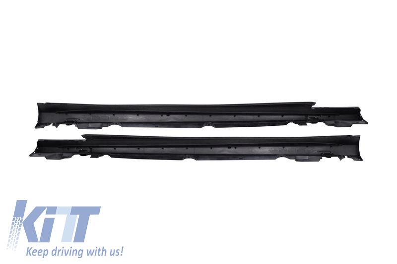 Front Bumper Mercedes C-Class W205 S205 (2014-up) Limo T