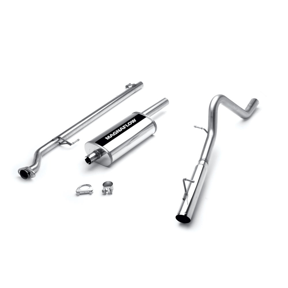 2003 Ford Escape Cat Back Performance Exhaust Parts from