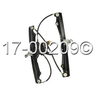 2002 ford explorer window regulator with motor from Car