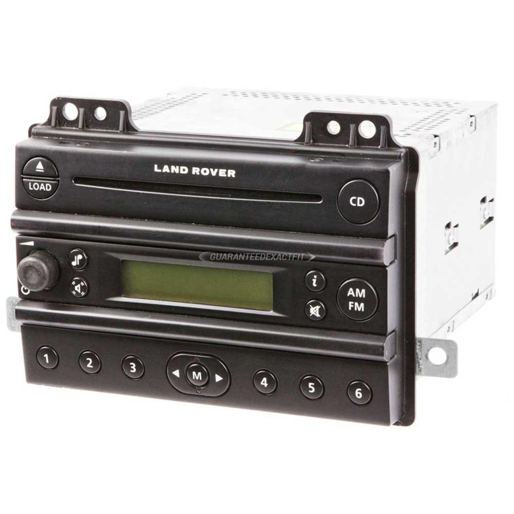 hight resolution of land rover freelander radio or cd player