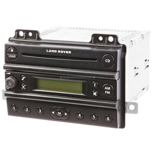 small resolution of land rover freelander radio or cd player