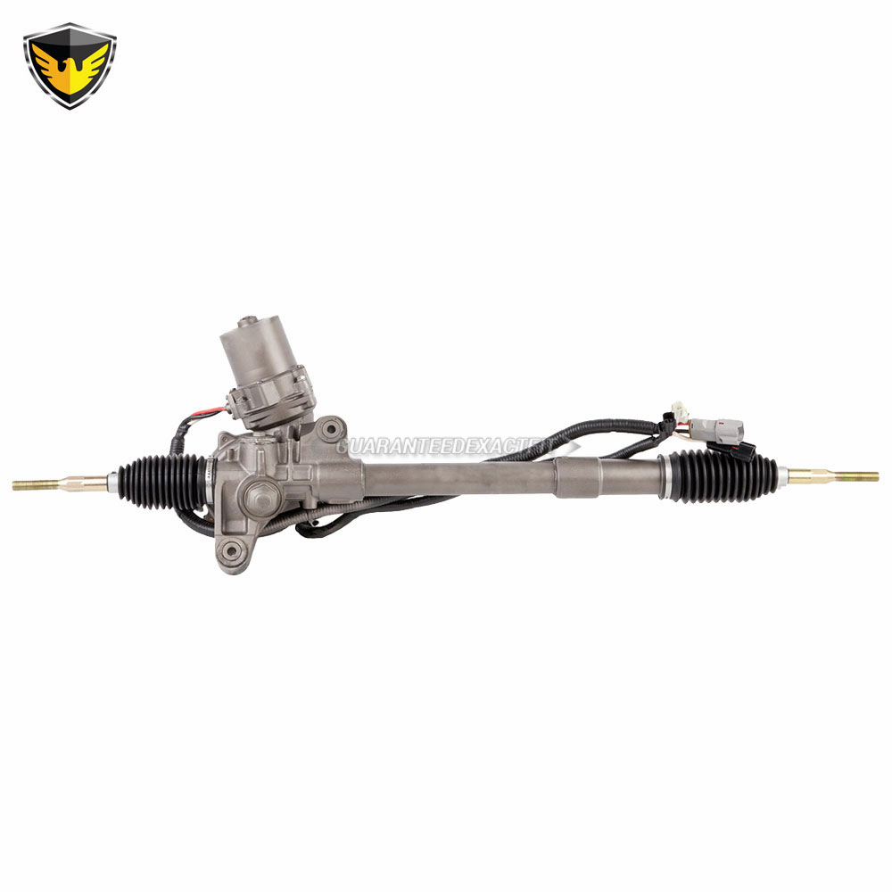 2010 Honda Civic Electric Power Steering Rack SI Models
