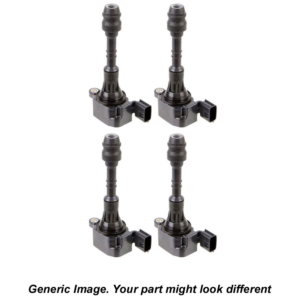 1989 Nissan Pulsar Ignition Coil Set 1.8 L4 from 08-1987