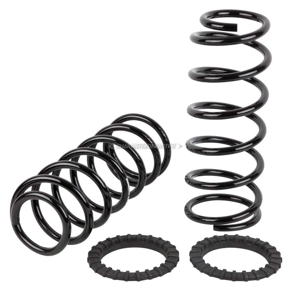 2008 Lexus GX470 Coil Spring Conversion Kit from Car Parts