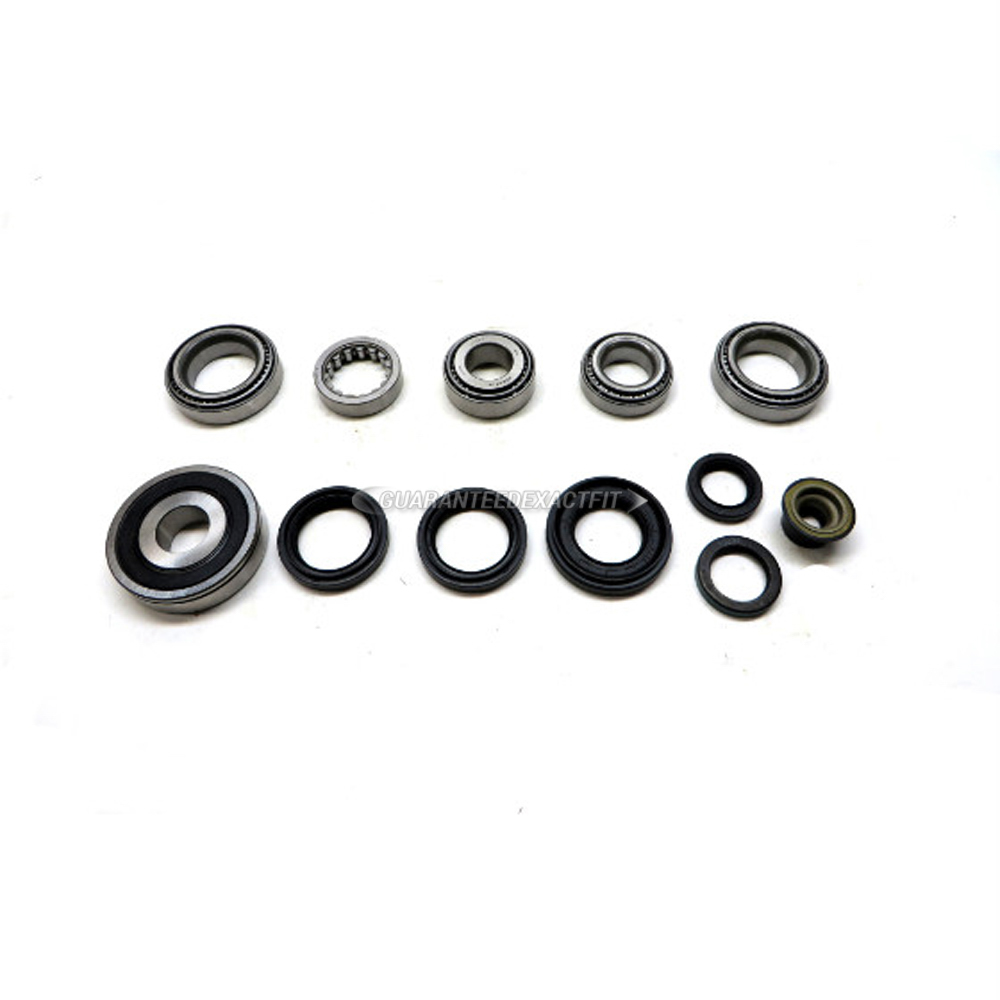 2000 Suzuki Esteem Manual Transmission Bearing and Seal