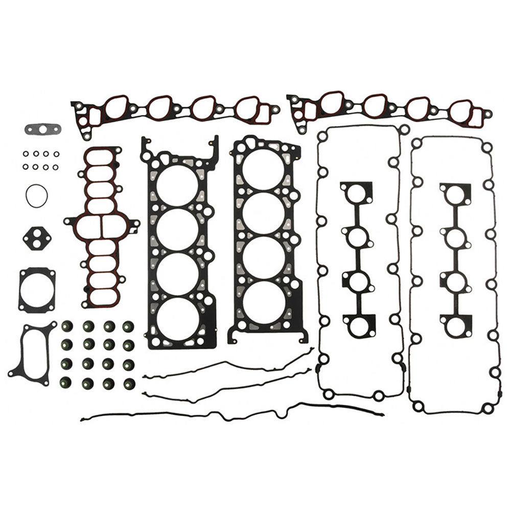 1998 Ford E Series Van Cylinder Head Gasket Sets 5.4L