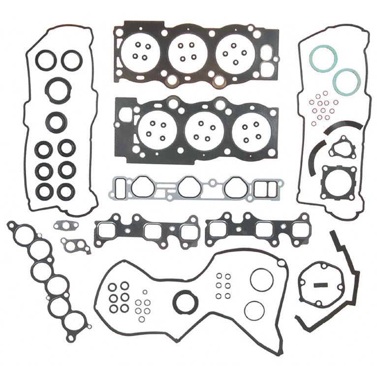 Lexus ES300 Cylinder Head Gasket Sets Parts, View Online