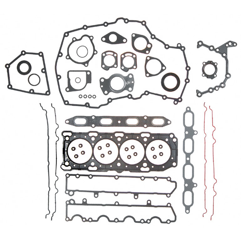 Service manual [1999 Chevrolet Cavalier Head Gasket Repair