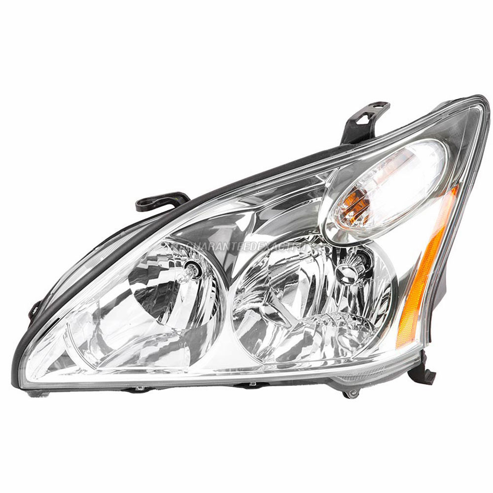 2008 Lexus RX350 Headlight Assembly from Car Parts