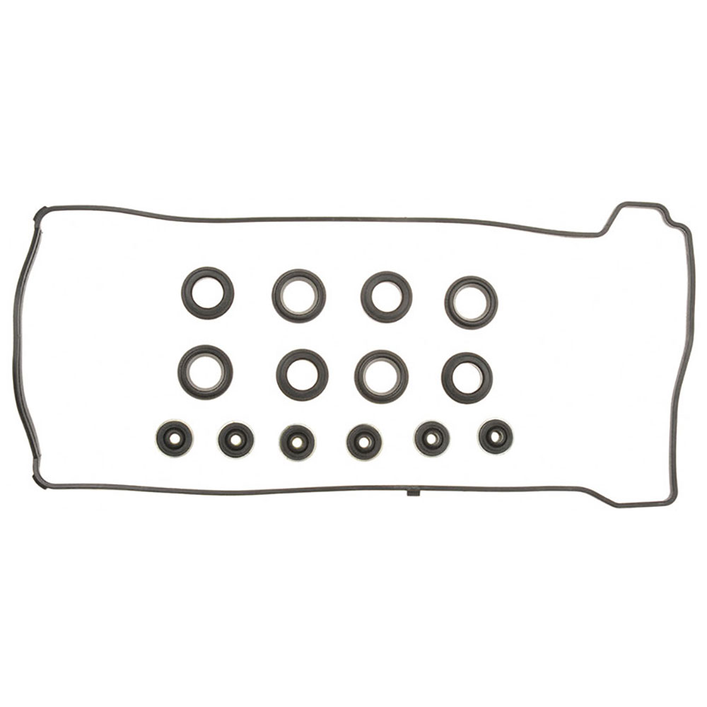 2007 Honda Accord Engine Gasket Set / Valve Cover from Car