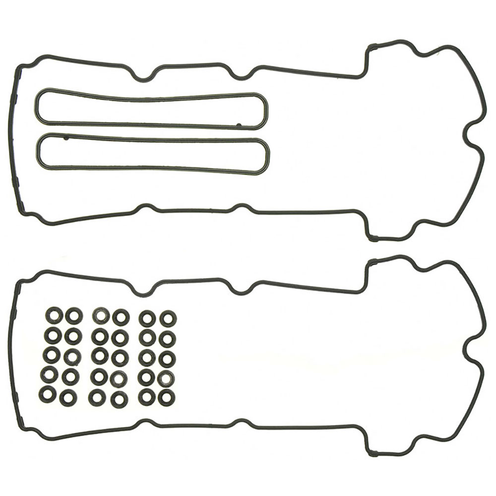 2001 Jaguar S Type Engine Gasket Set / Valve Cover from