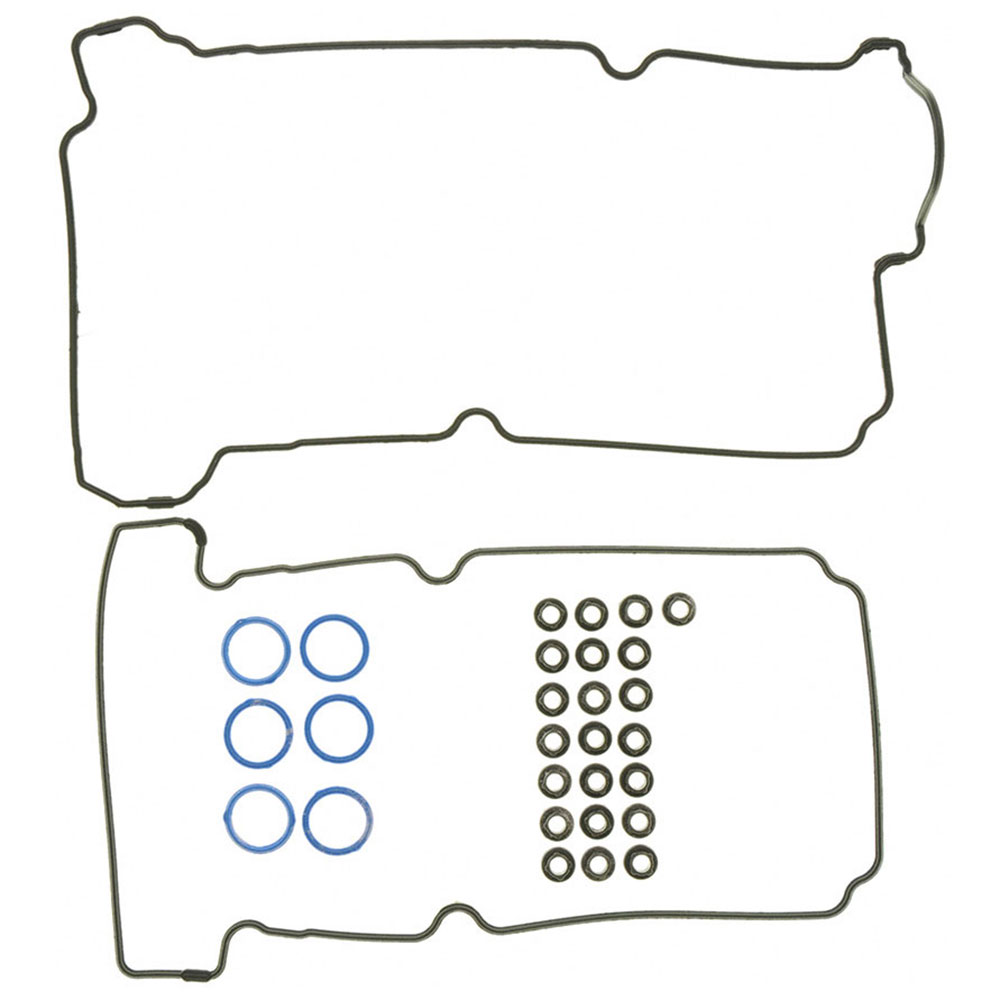 2004 Mazda MPV Engine Gasket Set / Valve Cover from Car