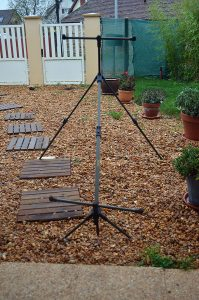 Rod Pod Technipeche 50/60/70°