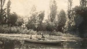 Mon père et son père à Wasnes-au-Bac (années 30')
