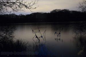 La pêche, la nuit