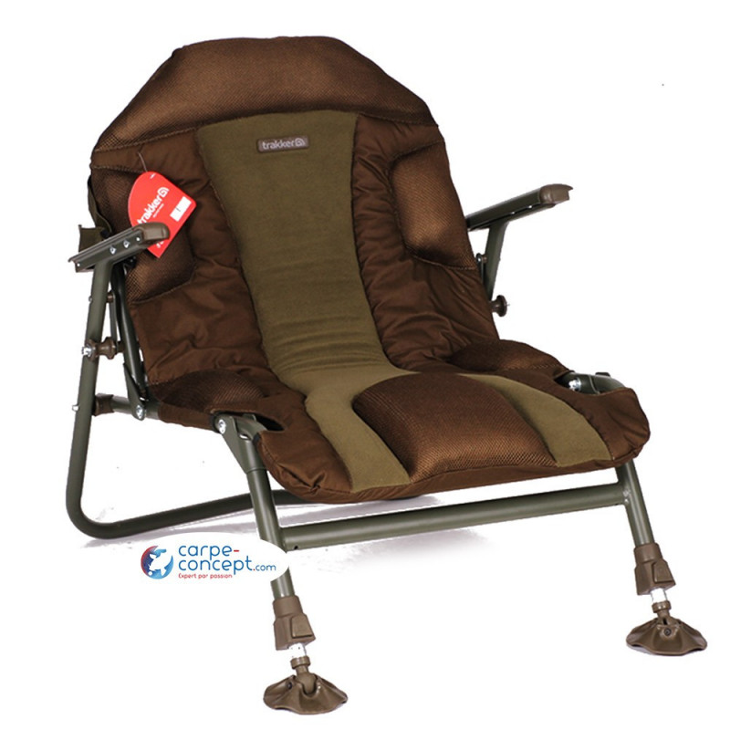 ngt fishing chair toddler folding table and chairs trakker levelite compact