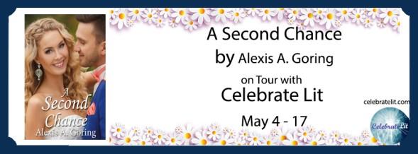 Celebrate Lit Blog Tour - A Second Chance