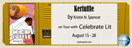 Kerfuffle on tour with Celebrate LIt and featured on CarpeDiem.fyi