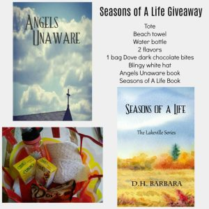 A special giveaway featuring Seasons of a Life on tour with Celebrate Lit and featured on CarpeDiem.fyi