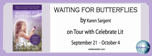Waiting for Butterflies on tour with Celebrate Lit and featured on CarpeDiem.fyi
