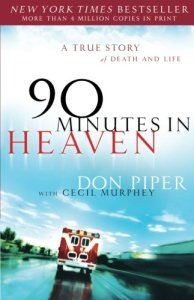90 Minutes in Heaven shared on The Book Club Network featured on CarpeDiem.fyi