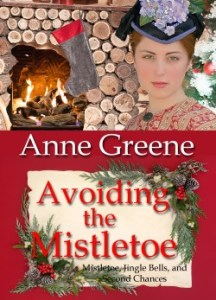 Avoiding the Misteltoe shared on The Book Club Network featured on CarpeDiem.fyi