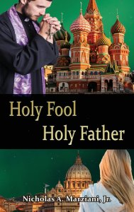 Holy Fool Holy Father shared on The Book Club Network featured on CarpeDiem.fyi