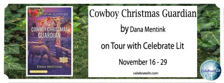 Cowboy Christmas Guardian on tour with Celebrate Lit and featured on CarpeDiem.fyi
