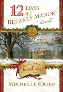 12 Days at Bleakly Manor on tour with Celebrate Lit and featured on CarpeDiem.fyi