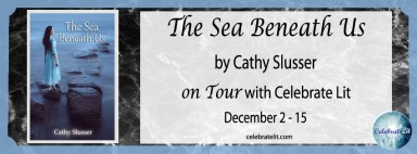 The Sea Beneath Us on tour with Celebrate Lit and featured on CarpeDiem.fyi