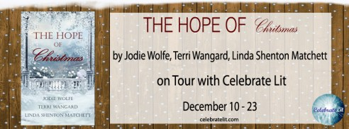 The Hope of Christmas on tour with Celebrate Lit and featured on CarpeDiem.fyi