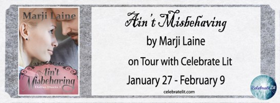 Ain't Misbehaving on tour with Celebrate Lit and featured on CarpeDiem.fyi