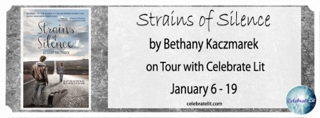 Strains of Silence on tour with Celebrate LIt and featured on CarpeDiem.fyi