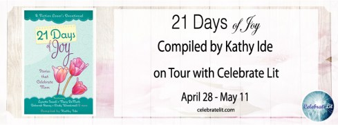 21 Days of Joy on tour with Celebrate Lit and featured on CarpeDiem.fyi