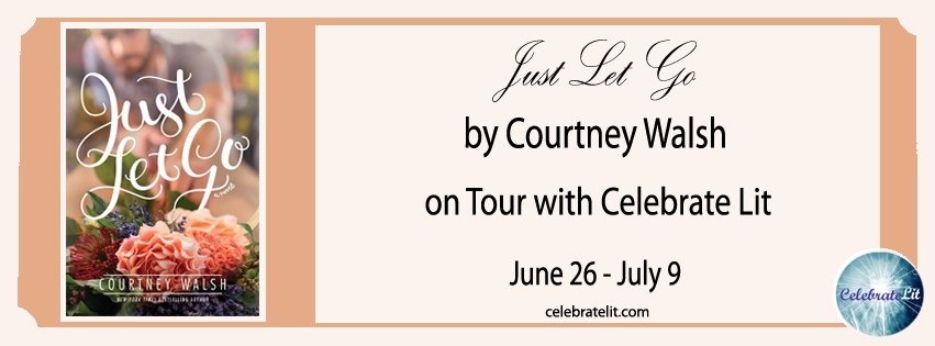 Just Let Go on tour with Celebrate Lit and featured on CarpeDiem.fyi