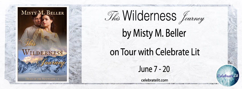 The Wilderness Journey on tour with Celebrate Lit and featured on CarpeDiem.fyi
