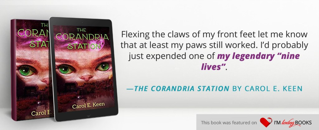 Corandria Station by Carol Keen