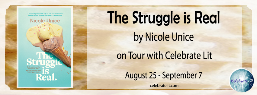 The Struggle is Real on tour with Celebrate Lit and featured on CarpeDiem.fyi