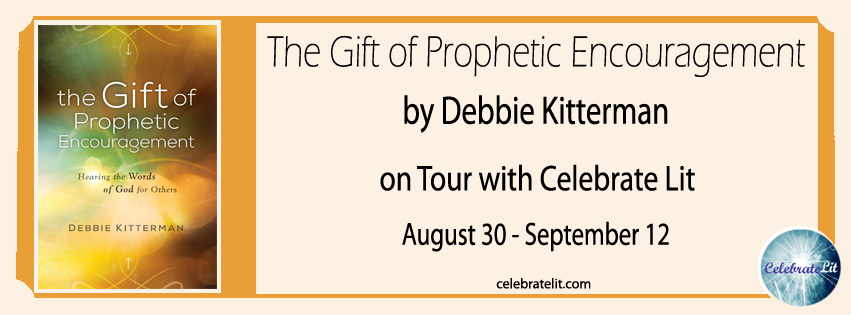 The Gift of Prophetic Encouragement on tour with Celebrate Lit and featured on CarpeDiem.fyi