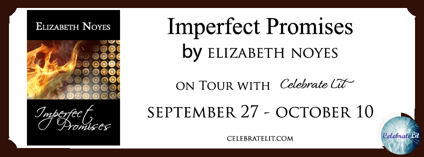 Imperfect Promises on tour with Celebrate Lit and featured on CarpeDiem.fyi