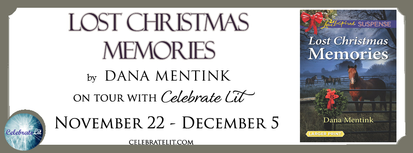 Lost Christmas Memories on tour with Celebrate Lit and featured on CarpeDiem.fyi