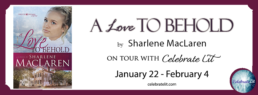 A Love to Behold on tour with Celebrate Lit and featured on CarpeDiem.fyi