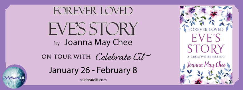 Forever Loved, Eve's Story on tour with Celebrate Lit and featured on CarpeDiem.fyi