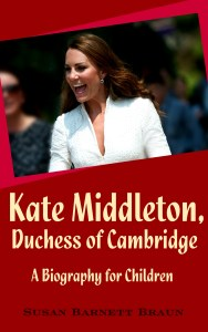 Kate MIddleton, Duchess of Cambridge, on tour with Celebrate Lit and featured on CarpeDiem.fyi