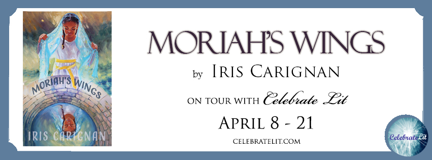 Moriah's Wings on tour with Celebrate Lit and featured on CarpeDiem.fyi