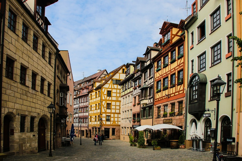 Nuremberg Buildings