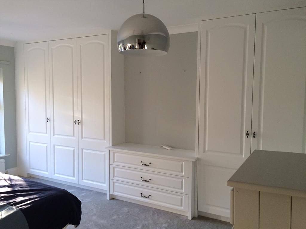 Bedroom Carpentry wall wardrobes Norwich